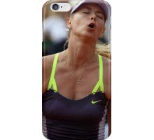 Maria Sharapova iPhone Case/Skin