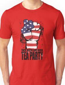 Take Back America Tea Party Shirt Unisex T-Shirt