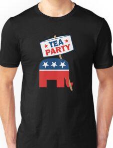 Tea Party Republican Shirt Unisex T-Shirt