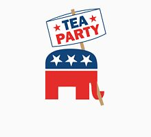 Tea Party Republican Shirt Unisex T-Shirt