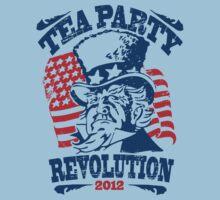 Tea Party Revolution Shirt Kids Clothes