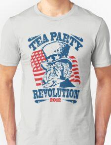Tea Party Revolution Shirt T-Shirt