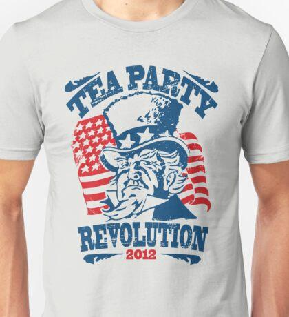 Tea Party Revolution Shirt Unisex T-Shirt