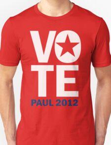 Vote Paul 2012 T-Shirt