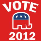 Retro Republican 2012 Shirt by RepublicanShirt