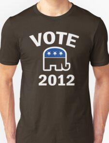Retro Republican 2012 Shirt Unisex T-Shirt