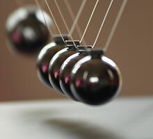 Newtons Cradle by yampy