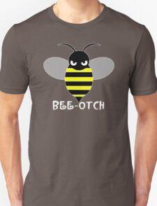 FUNNY  BEE OTCH BITCH TRANSFORMERS BUMBLEBEE AUTOBOT DECEPTICON MOVIE T-Shirt