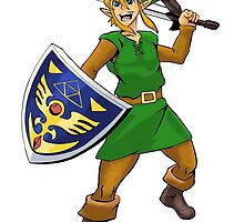 Link by lordmylar
