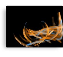 Phoenix Fractal Graphic Canvas Print