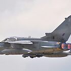 RAF Tornado Role Demo - Waddington Airshow 2011 by merlin676