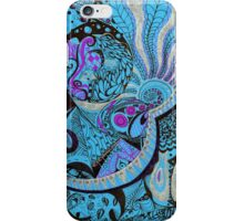 Blue Design iPhone Case/Skin