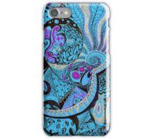 Blue Design iPhone Case/Skin