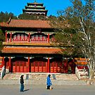 Jingshan Park by bulljup