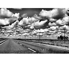 Endless skies Photographic Print