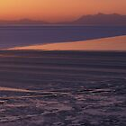 Sunset over Cook Inlet by Tim Grams
