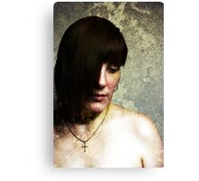 Till We Have Faces Canvas Print