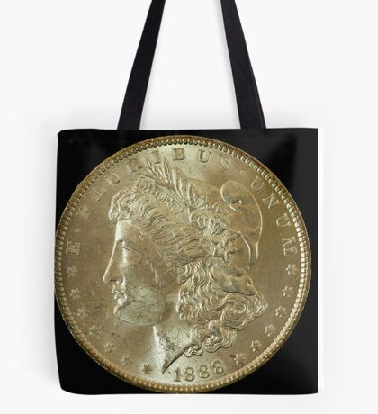 1888 Coin Tote Bag