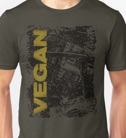 Vegan Grunge Unisex T-Shirt