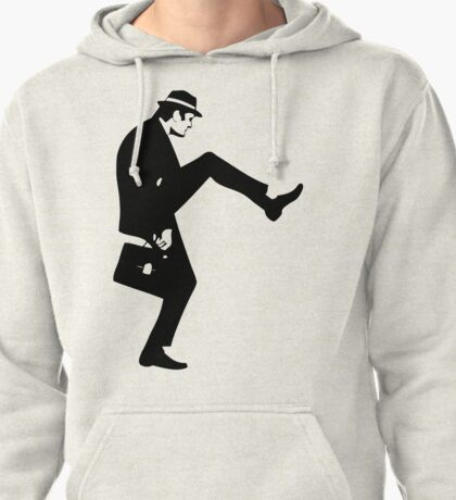 Silly Walk T-Shirt Monty Python Inspired, funny,Small to 2XL different colours Pullover Hoodie