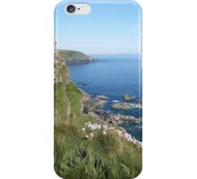 Hell's Mouth in Cornwall iPhone Case/Skin