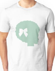 Louie Girl in Gum Leaf Unisex T-Shirt