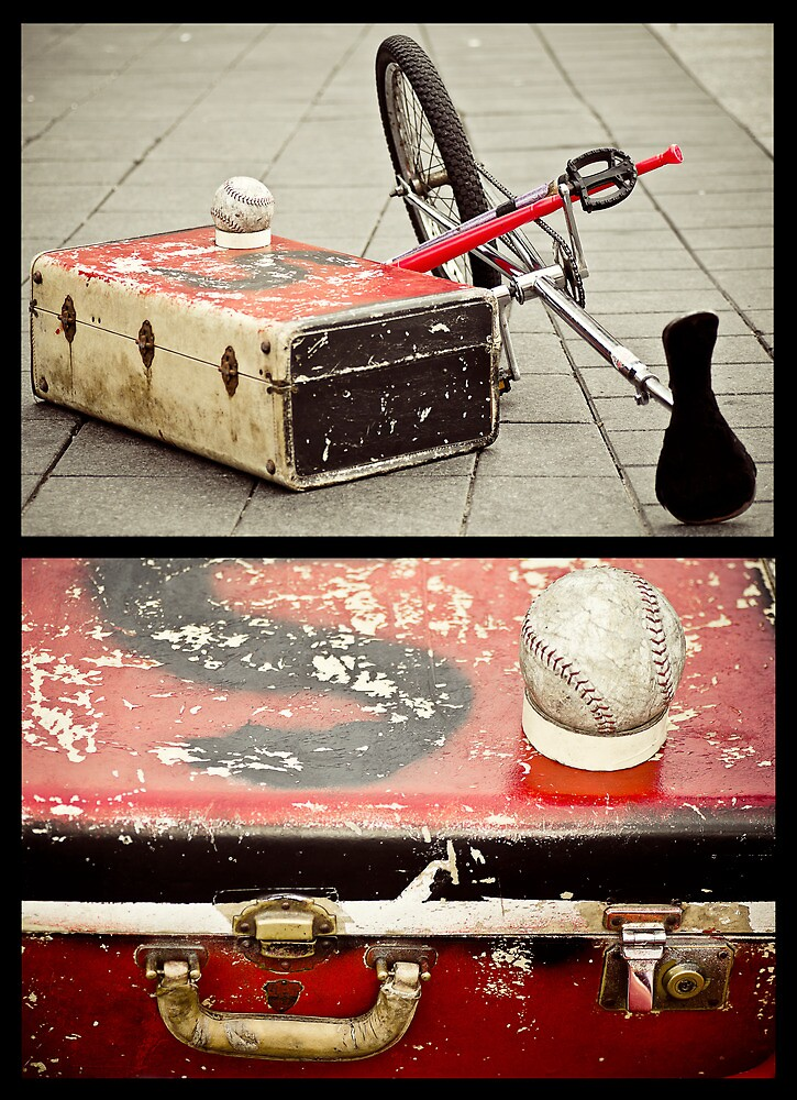 Carry On by Johanne Brunet