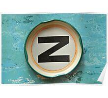 """Z"" Poster"