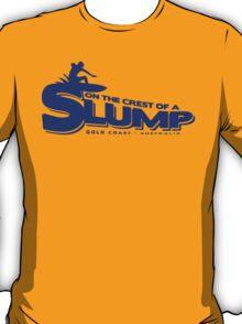 Crest of a Slump (Retro Surf) T-Shirt
