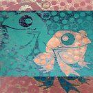 Suspicious Frogs by rolandhill90
