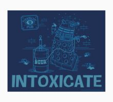 INTOXICATE! Sticker by Bamboota