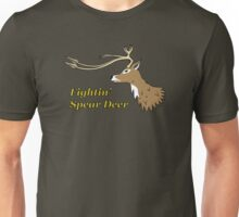 Fightin' Spear Deer Unisex T-Shirt