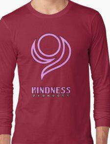 Digimon - Crest of Kindness Long Sleeve T-Shirt