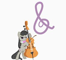 Octavia and Cutie Mark Unisex T-Shirt