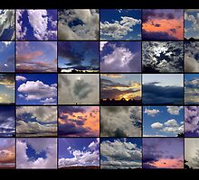 my head in the clouds by Peter Chown