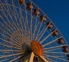 The Big Wheel by PhotoKismet