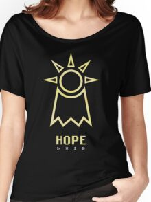 Digimon - Crest of Hope Women's Relaxed Fit T-Shirt
