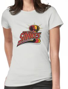 New York Snakes Womens Fitted T-Shirt