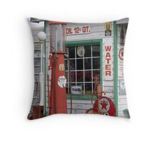 Antiques-Collectables Throw Pillow