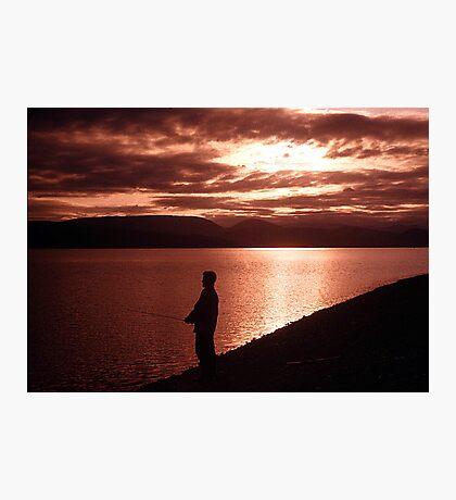 Yukon Evening Photographic Print