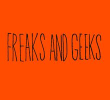 Freaks and Geeks Kids Clothes