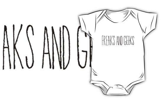 Freaks and Geeks by Chris Stokes