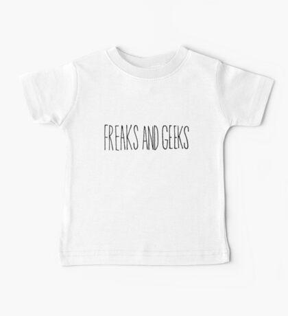 Freaks and Geeks Baby Tee