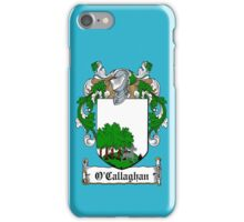 O'Callaghan (Cork)  iPhone Case/Skin