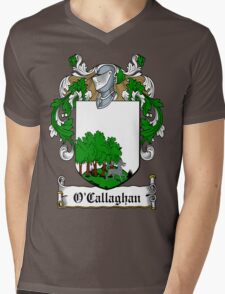 O'Callaghan (Cork)  Mens V-Neck T-Shirt