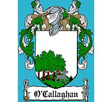 O'Callaghan (Cork)  Photographic Print