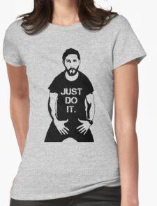 Shia Lebeouf Just Do It Dreams Grey T-Shirt