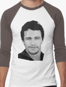 James Franco Men's Baseball ¾ T-Shirt