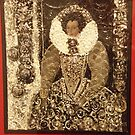 Gloriana!........(AKA - Elizabeth 1. of England) by Ian A. Hawkins