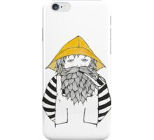 Fisherman iPhone Case/Skin